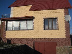 Облицовка кирпичных домов СПБ