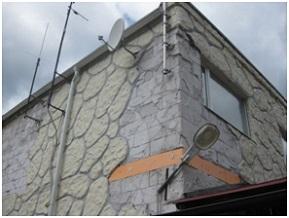Штукатурка короед для фасада расход
