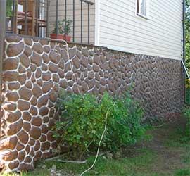 Легкие каменные панели
