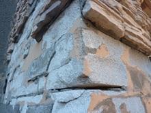 Камень на газобетон