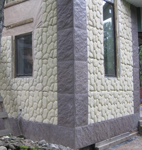 Компания по ремонту фасадов зданий
